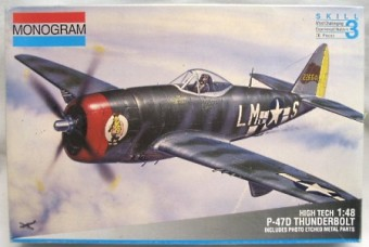 Monogram 5487 P-47D